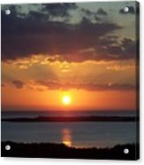Sunset 0013 Acrylic Print