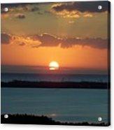 Sunset 0014 Acrylic Print