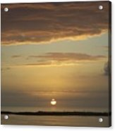 Sunset 0021 Acrylic Print