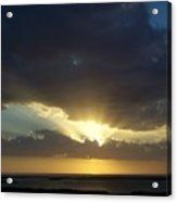 Sunset 0023 Acrylic Print