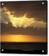 Sunset 0024 Acrylic Print