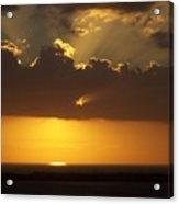 Sunset 0025 Acrylic Print