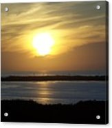 Sunset 0030 Acrylic Print