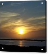 Sunset 0031 Acrylic Print