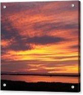 Sunset 0037 Acrylic Print