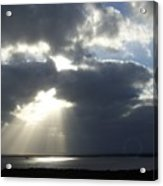 Sunset 0041 Acrylic Print