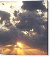 Sunset 0045 Acrylic Print