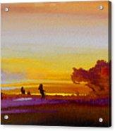 Sunset 07 Acrylic Print