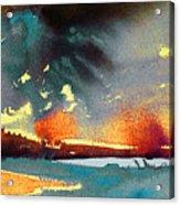 Sunset 08 Acrylic Print
