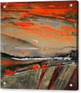 Sunset 10 Acrylic Print