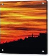 Sunset 11 Acrylic Print