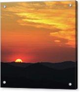 Sunset-2 Acrylic Print