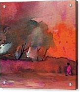 Sunset 28 Acrylic Print