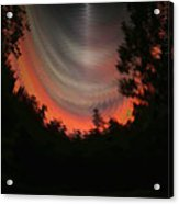 Sunset 3 Acrylic Print