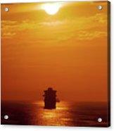 Sunset - 36 Acrylic Print
