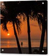 Sunset 36 Acrylic Print