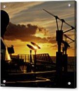 Sunset - 39 Acrylic Print