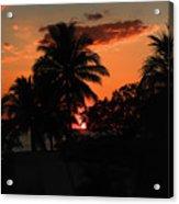 Sunset - 46 Acrylic Print