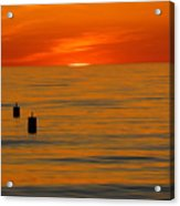 Sunset 6 Acrylic Print