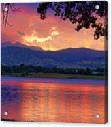 Sunset 6.27.10 - 28 Acrylic Print