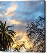 Sunset - A Natural Wonder Acrylic Print