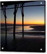Sunset Afterglow Acrylic Print