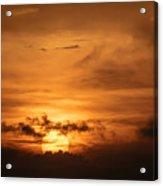 Sunset Ahuachapan 24 Acrylic Print
