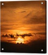 Sunset Ahuachapan 28 Acrylic Print