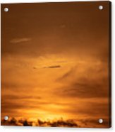 Sunset Ahuachapan 29 Acrylic Print