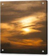 Sunset Ahuachapan 4 Acrylic Print