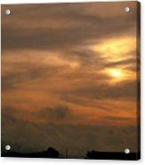 Sunset Ahuachapan 6 Acrylic Print