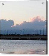 Sunset At The Lake8 Acrylic Print