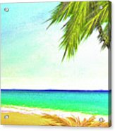 Sunset Beach #373 Acrylic Print