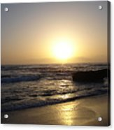 Sunset Beauty Acrylic Print