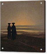 Sunset Brothers Acrylic Print