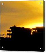 Sunset Cabo 3 Acrylic Print