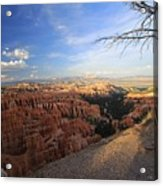 Sunset Colours Bryce Canyon 4 Acrylic Print