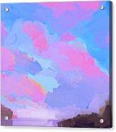 Sunset Cove  Acrylic Print
