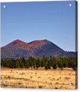 Sunset Crater Volcano National Monument Acrylic Print