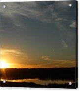 Sunset Dawn Acrylic Print