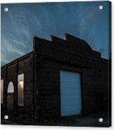 Sunset Depot Acrylic Print