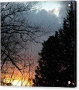 Sunset Display Acrylic Print