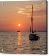 Sunset Dreams - Florida Acrylic Print