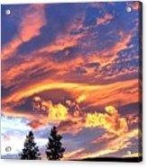 Sunset Extravaganza Acrylic Print