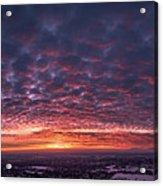 Sunset For Days Acrylic Print