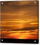 Sunset Gate 17 Acrylic Print