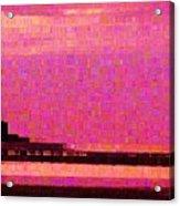 Sunset Hilton Head Acrylic Print