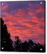 Sunset in Antioch Acrylic Print