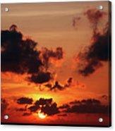 Sunset Inspiration Acrylic Print