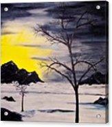 Sunset Kronos 3 Acrylic Print